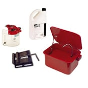 Metal Work Accessories and Consumables