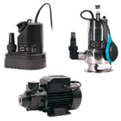 Submersible Water Pumps and Electric Water Pumps