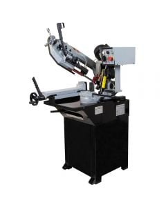 """SIP 01520 8"""" Metal Cutting Bandsaw with Pull down Swivel Head"""