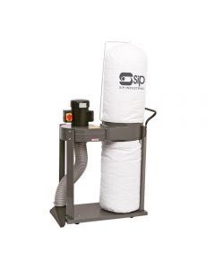 SIP 01952 1hp Dust Collector With Vacuum Attachment