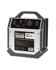 SIP Rescue Pac 3000 (12/24V) Booster Pac