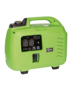 Genuine SIP Ti-2002 inverter generator offers low noise, high quality and pure stable power