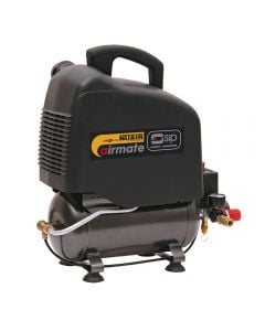 SIP Airmate pro-tec oil free air compressor has been designed for frequent use