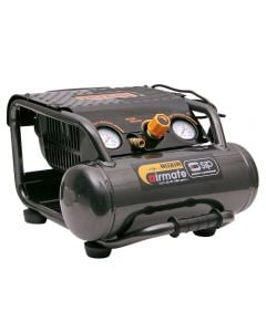 SIP Airmate oil free direct drive air compressor requires a 110v supply