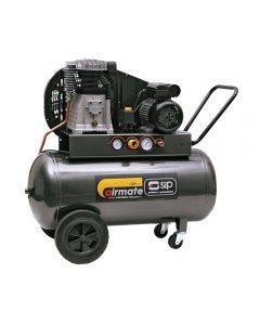 SIP Airmate PNB3800B4/150 ProTech air compressor with 14CFM free air delivery