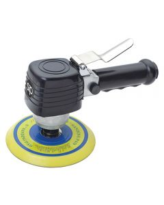 """Genuine SIP 6"""" dual action sander uses a random orbit for a swirl free quality finish"""