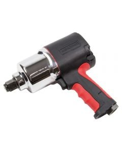 """SIP 3/8"""" air impact wrench requires a 9.5CFM average air consumption"""