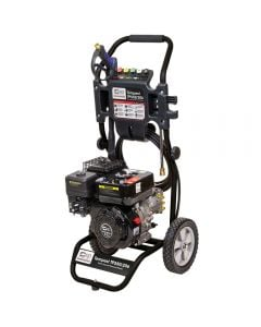 SIP 08918 Tempest petrol pressure washer on wheels