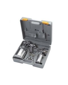 SIP Professional Spray & Touch Up Gun Set Showing What Is Inside The Kit